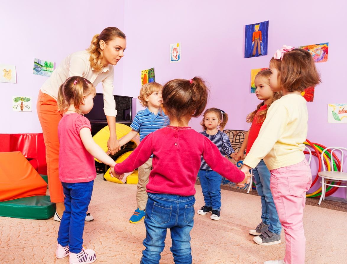 Læring i barnehage gjennom lek.